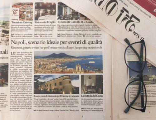 Napoli, scenario ideale per eventi di qualità – il sole 24 ore