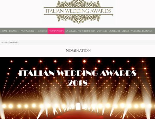 In semifinale agli Italian Wedding Awards