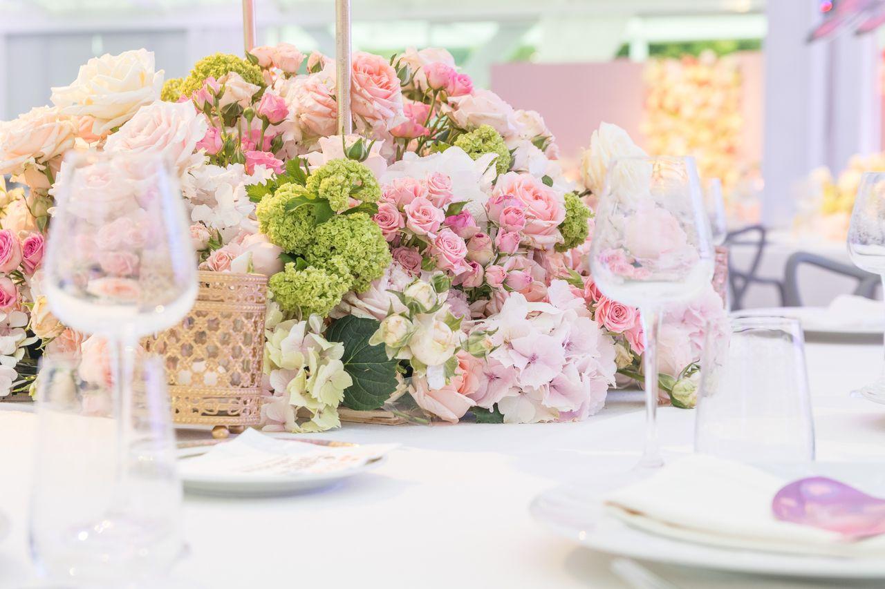 Sposarsi in primavera fiori