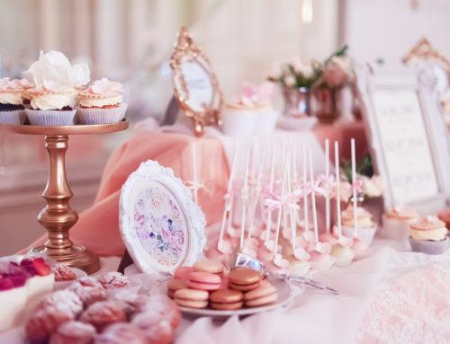 Il buffet dei dolci: 5 idee per un finale di successo